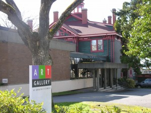 Victoria Art Gallery located at 1040 Moss Street